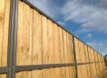 Kwikfynd Lap and Cap Timber Fencing adaminaby